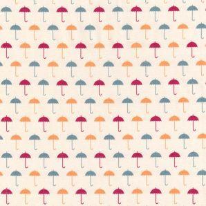 Popeline Happy Umbrellas