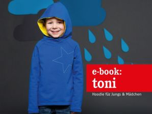 Studio Schnittreif - eBook Sweater Toni