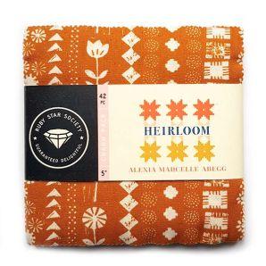 "Charm Pack ""Heirloom"" von Ruby Star Society"