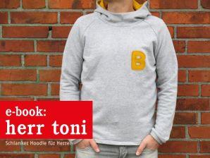 Studio Schnittreif - eBook Hoodie Herr Toni
