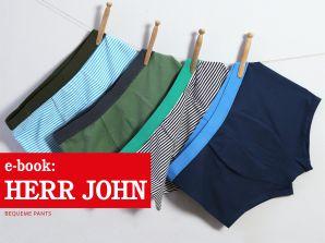 Studio Schnittreif - eBook Pants Herr John