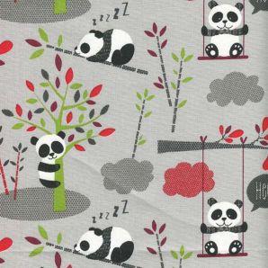 Hey Panda! - Hellgrau