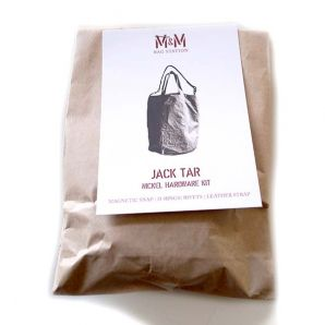 Merchant & Mills - Hardware Kit - Jack Tar Nickel