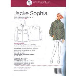 Schnittmuster Berlin - Jacke Sophia