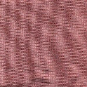 Jacquard Jersey Fischgrät - rot