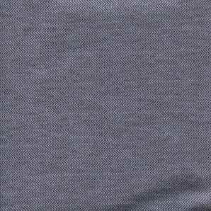 Jacquard Jersey Fischgrät - blau