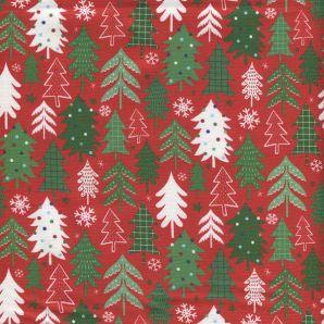 Jolly Season Trees - Cheery