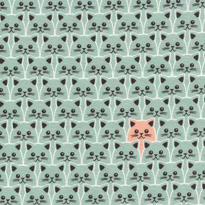 Kitty Katze - Mint