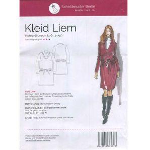 Schnittmuster Berlin - Kleid Liem