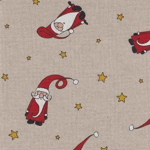 Deko kleiner Weihnachtsmann