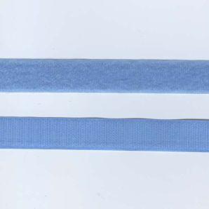 Klettband 20mm - Hellblau