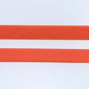 Klettband 20mm - Orange