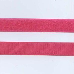 Klettband 20mm - Pink