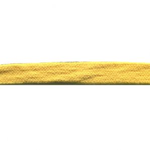 Kordel flach 15mm - Gelb