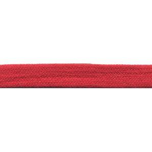 Kordel flach 15mm - Rot