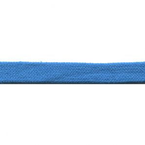Kordel flach 15mm - Blau