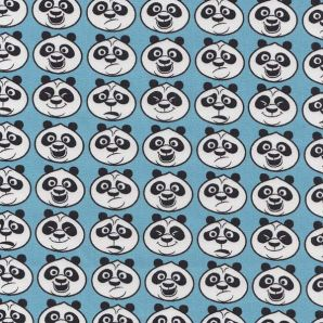 Popeline Kungfu Panda Emotions