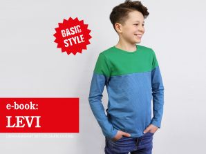 Studio Schnittreif - eBook Shirt Levi