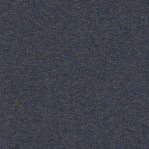 Lurex Sweat - Dunkelblau melange