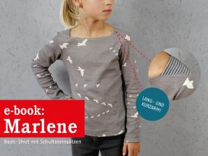Studio Schnittreif - eBook Shirt Marlene