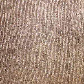 Reststück Kunstleder Bark - Gold