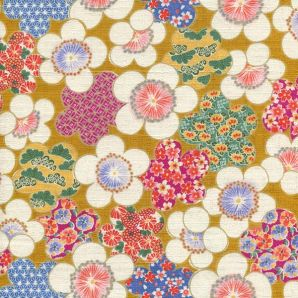 Misuki Flower - Gelb