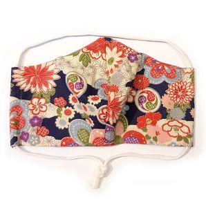 Mund-Nasen-Maske - Tomoko Flower