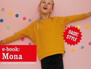 Studio Schnittreif - eBook Sweater Mona