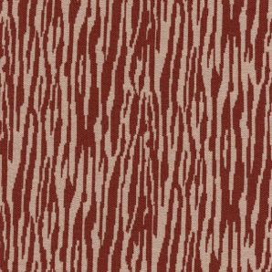 Organic Bark Jacquard Jersey - Sienna/Dune