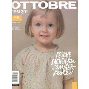 OTTOBRE design KIDS Sommer 3/2021