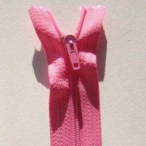 Reißverschluss 20cm - Pink