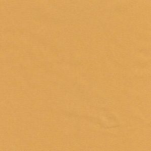 Bio Popeline Herbst Uni - Gelb
