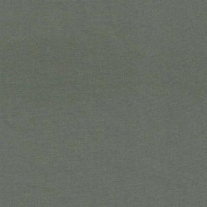 Bio Popeline Herbst Uni - Moosgrün