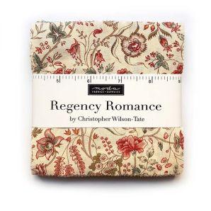 "Charm Pack ""Regency Romance"" von Moda"