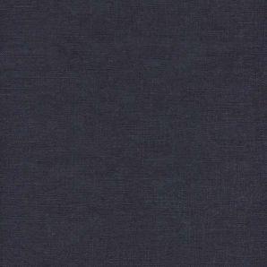 Reststück Reines Leinen - Marineblau