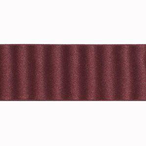 Satinband 38mm - Bordeaux