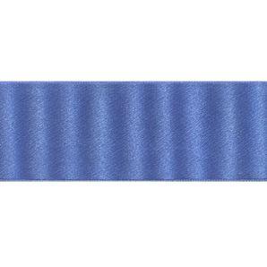 Satinband 38mm - Blau