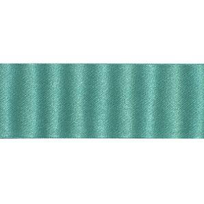Satinband 38mm - Hellpetrol