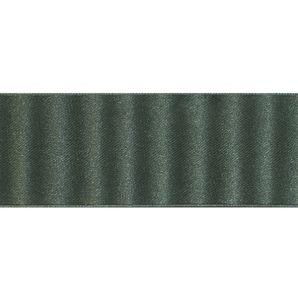 Satinband 38mm - Tannengrün