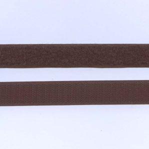 Klettband 20mm - Braun