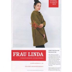 Studio Schnittreif - Mantel Frau Linda