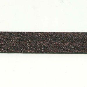 Schrägband 20mm Metallic - Kupfer