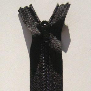 Reißverschluss 55cm - Schwarz