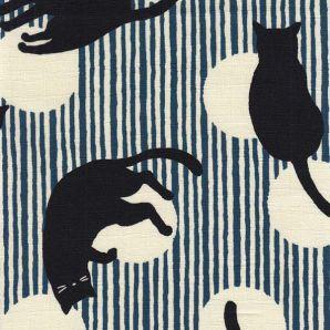 Shadow Cat - Blau