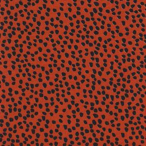 Deko Shapes - Orangerot