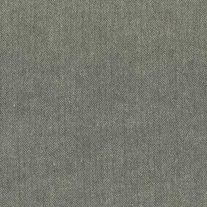Shetland Flannel Fischgrät  - Basil
