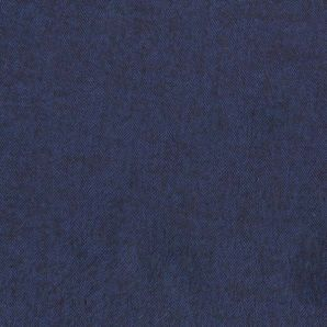 Shetland Flannel Fischgrät - Navy