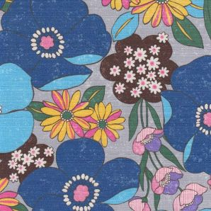 Söpö Flower - grau