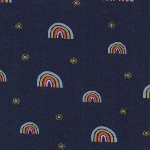 Bio Soft Sweat Rainbow - Marineblau