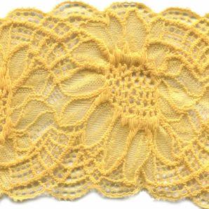 Spitze elastisch - Gelb
